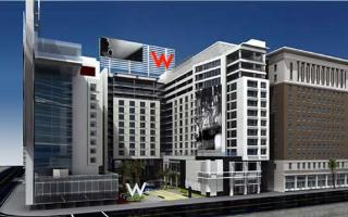 W Hollywood Opens With a Splash