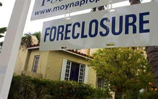 Foreclosures Fall in January