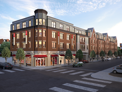 Gilbane's New 267-Bed Student Housing Community Now Underway for Brown University Students