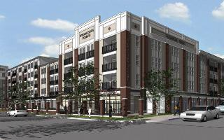 Bozzuto Opens 100 Park at Wyomissing Square