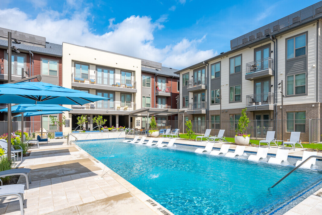 Sherman Residential Acquires 270-Unit Newly Constructed 26 at City Point Apartment Community in North Richland Hills, Texas