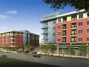 Amstar and Allied Realty Break Ground on 332-Unit Central Denver Luxury Apartment Project