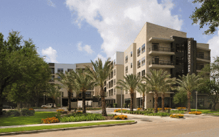 Behringer Harvard Acquires Houston Apartments