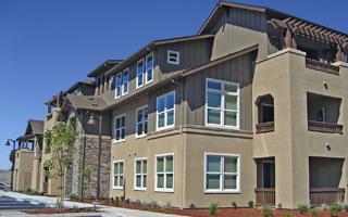 Surplus Parking Lot Creates Workforce Housing