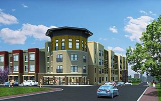 Associated Estates Breaks Ground on 242-Units