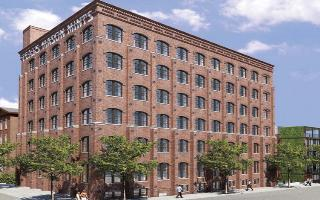 Canyon-Johnson Starts Adaptive Reuse Project