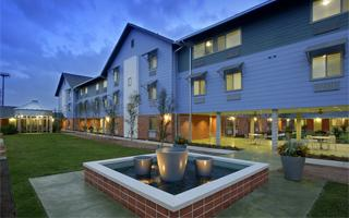 New Hope Opens LEED Certified Apartments
