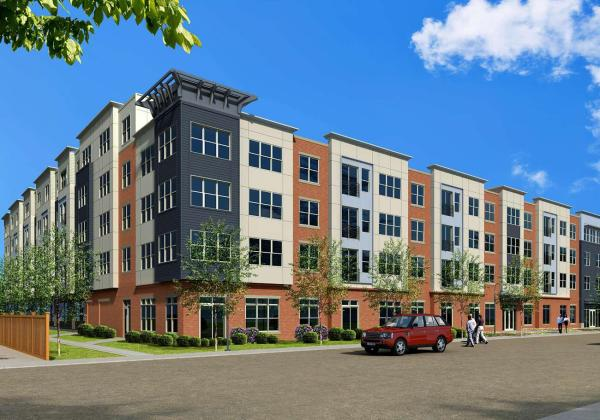 Wood Partners Opens Luxury Apartment Community in One of Boston's Fastest Growing Suburbs
