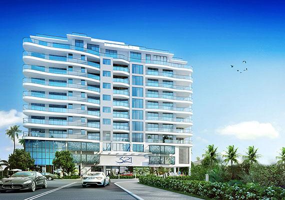 Luxury Waterfront Condominium Development Celebrates Groundbreaking in South Florida
