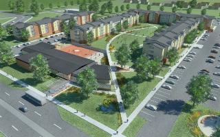 Construction Starts on ISU Student Housing