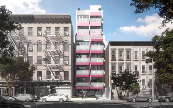UC Funds and HAP Partner to Unveil New State-of-The-Art Apartment Building in East Harlem