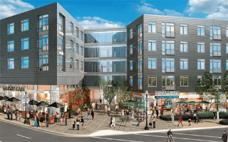 Two Bozzuto Developments Achieve LEED Status