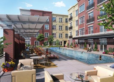 3350 at Alterra Luxury Apartments Breaks Ground