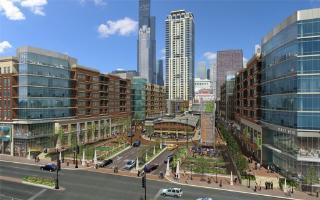 Canyon-Johnson, McCaffery Partner in Chicago