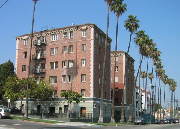Historic Apartment Building Sells in Los Angeles' Developing Koreatown Neighborhood for $7 Million