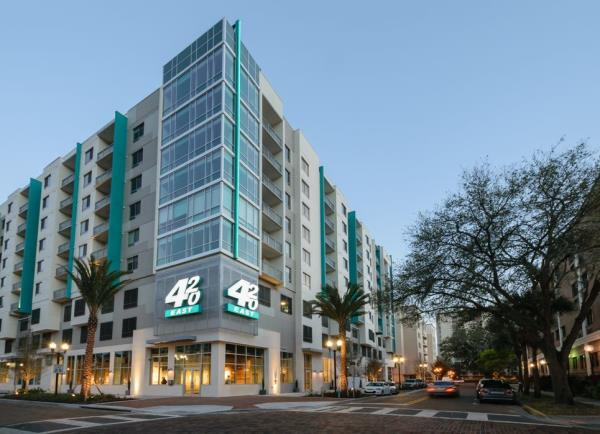 Camden Property Trust Acquires 299-Unit High-Rise Apartment Community in Downtown Orlando