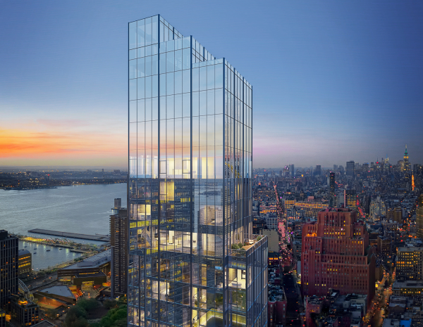 Soho Properties Introduces Iconic Residential Tower in the Heart of New Downtown Area of Tribeca