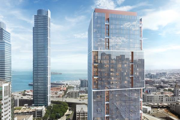 500 Folsom Begins Leasing Luxury Residences in San Francisco's Fast-Growing East Cut Neighborhood