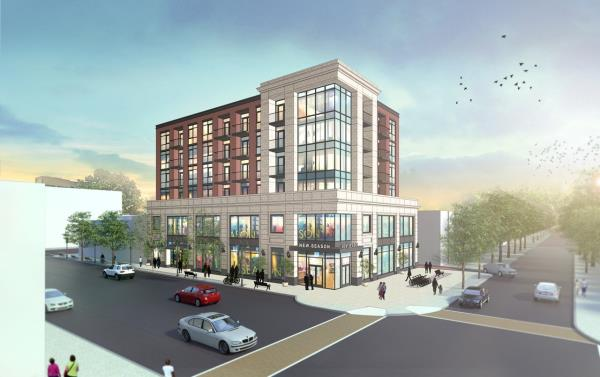 New Boutique Apartment Building Brings Latest Addition to Washington, DCs H-Street Corridor