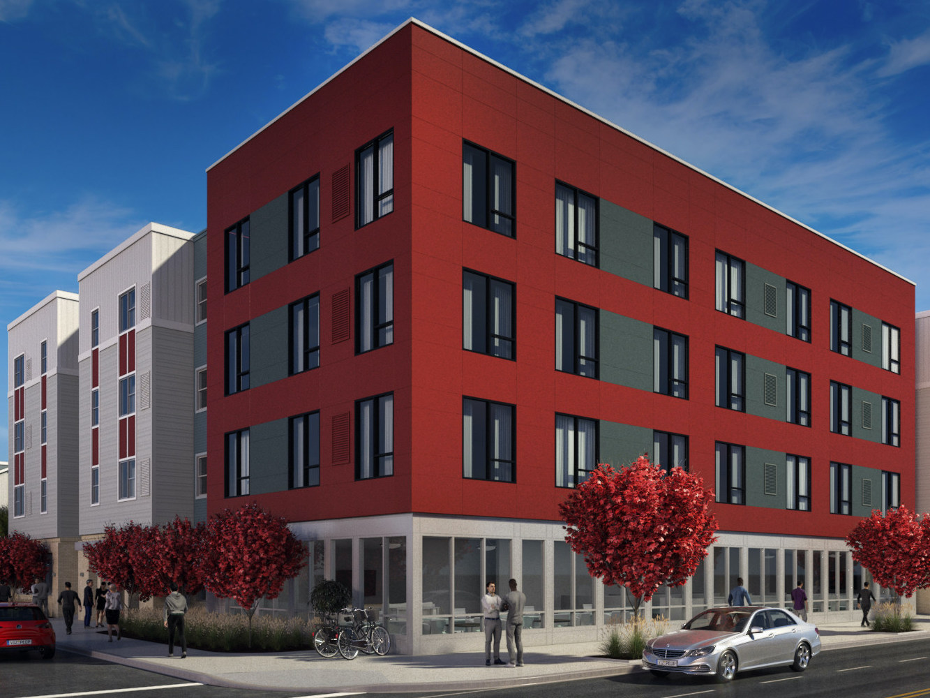 The NRP Group Breaks Ground on Mixed-Use Residential Community in Cleveland's Broadway-Slavic Village Neighborhood