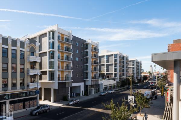 Wood Partners Opens 280-Unit Luxury Apartment Community Located on Iconic Hollywood Boulevard