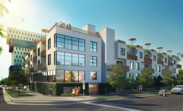 5800 Harold Brings the Ultimate Mix of Art and Architecture to Hot Hollywood Apartment Market