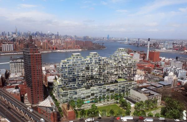 Construction Starts on Massive Mixed-Use Residential Project Spanning a Full Block in Brooklyn