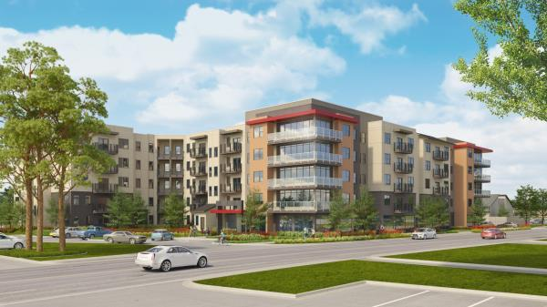 Fountain Residential Partners Launch Student Housing Project at the University of Texas in Arlington
