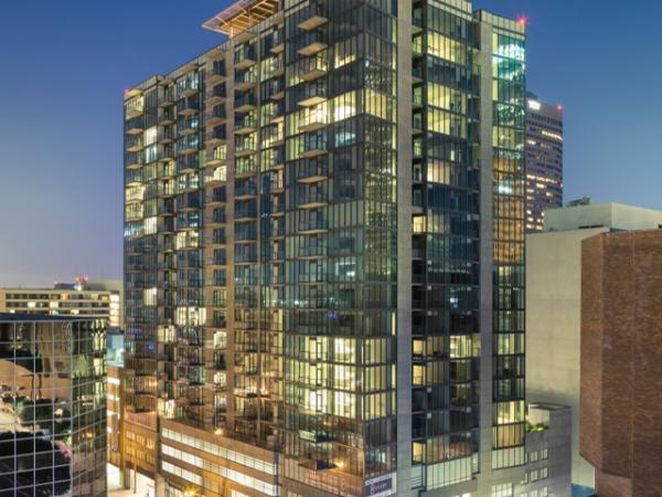 Wood Partners Sells 290-Unit Luxury High Rise in Los Angeles to Essex Property Trust for $200 Million