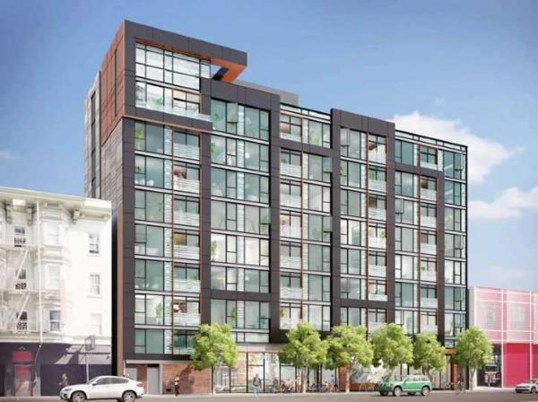 923 Folsom Brings 115 Boutique Apartments to The Heart of SOMA's Arts and Cultural District