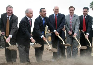 Aimco Officials Break Ground on the $140 Million Rehabilitation of Lincoln Place in Los Angeles, CA