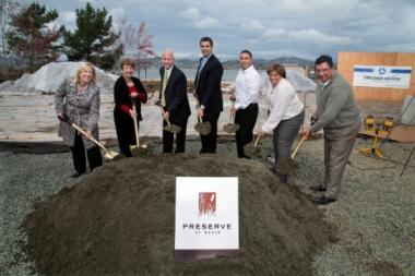 Corte Madera Town Leaders Join Aimco Officials to Break Ground on $32.6 Million Apartment Renovation