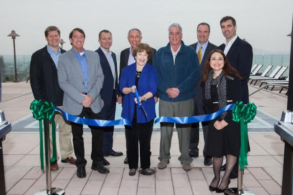 Aimco Celebrates Grand Opening of Its Newest Apartment Community in Corte Madera, California