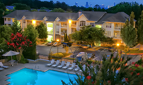 Carroll Organization Adds Third Atlanta Property in Four Months with Acquisition of 212-Unit Belle Isle