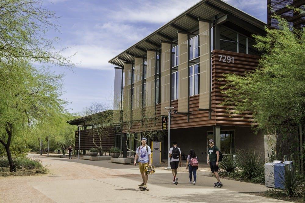 Capstone Develops New On-Campus Mixed-Use Student Housing Community at Arizona State University Polytechnic Campus