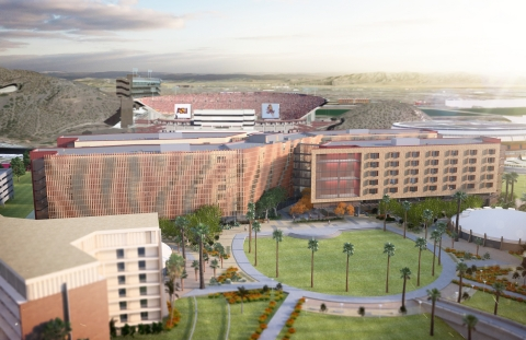 American Campus Communities Breaks Ground on Student Housing Facility at Arizona State University