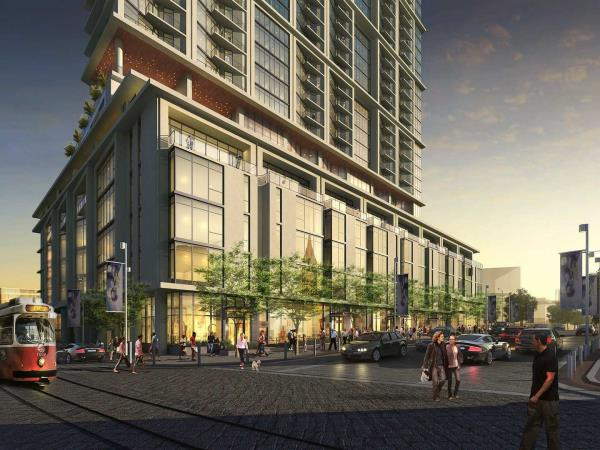 ZOM Living Breaks Ground on 41 Story High-Rise Luxury Apartment Building in Dallas Arts District