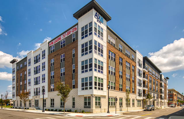 Newly Opened 162-Unit AXIS at Peninsula Town Center in Hampton, Virginia Experiences Rapid Lease-Up and Rave Reviews
