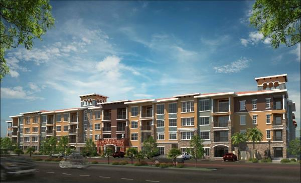 Transcontinental Realty to Develop $59 Million Amenity-Rich Apartment Community in Las Vegas