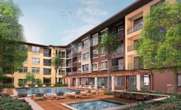 Abode Red Rock Apartment Community Opens Doors in Hot Southwest Las Vegas Submarket