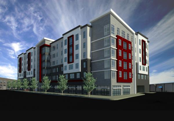 Development Underway for 305-Bed Student Housing Community Serving California State University