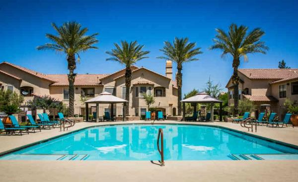 Sunroad Enterprises Acquires 234-Unit Adobe Ranch Apartments located in Henderson, Nevada