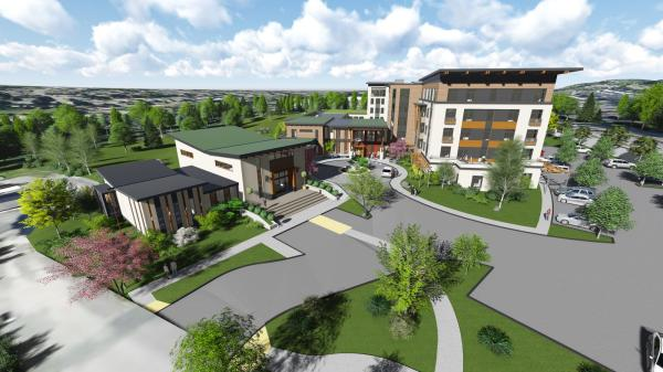 Aegis Living Breaks Ground on Northwest's First Chinese-American Senior Living Community
