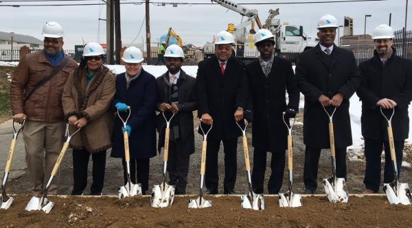 New Green Affordable Apartment Community Celebrates Groundbreaking in Washington, DC