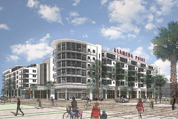 Alameda Point Partners Moves Forward on $500M Mixed-Use Transit-Oriented Waterfront Development