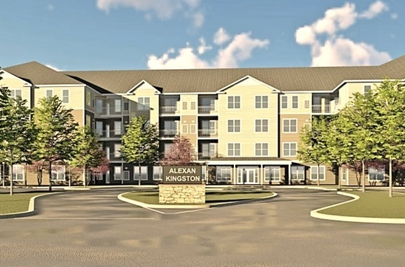 Trammell Crow Residential Announces Development of 282-Unit Luxury Multifamily Community in Kingston, Massachusetts