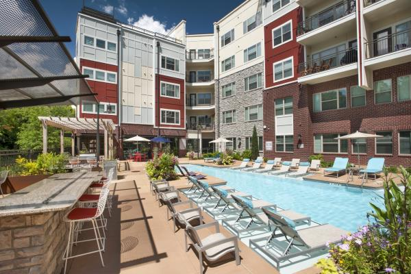 GPC Partners Acquires 222-Unit Luxury Apartment Community in Atlanta's Inman Park Neighborhood