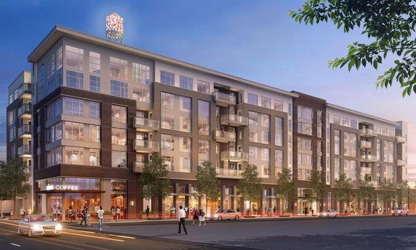 Trammell Crow Residential Breaks Ground on $135 Million Mixed-Use Destination in Oakland