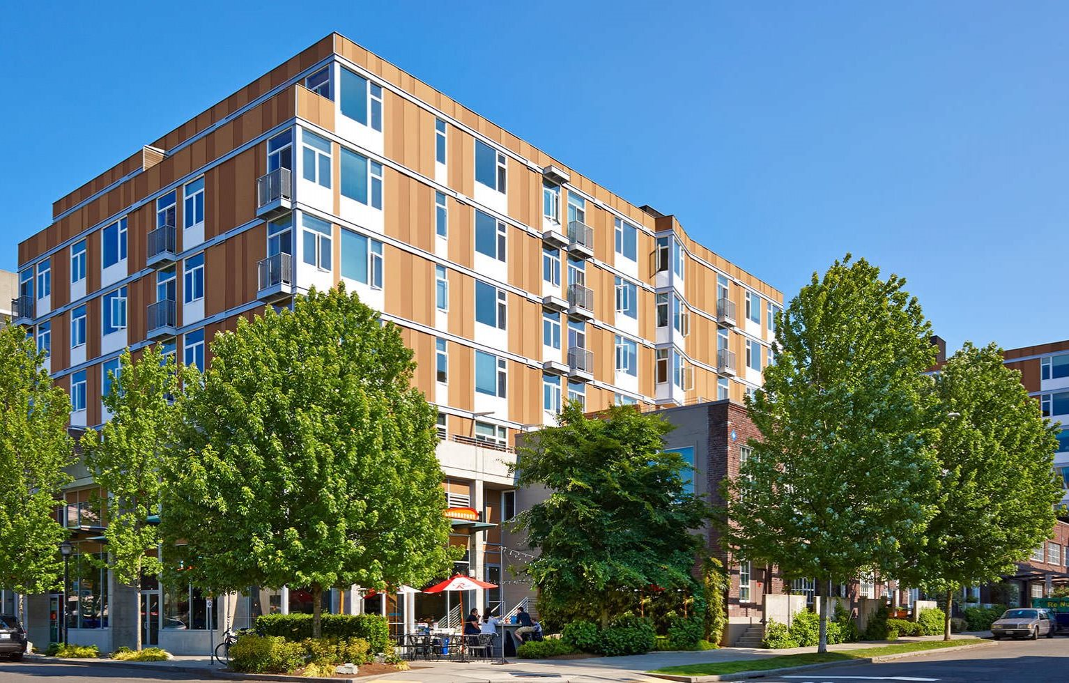 The Jacobson Company Acquires 172-Unit Mid-Rise Apartment Community in Seattle's Vibrant South Lake Union Neighborhood