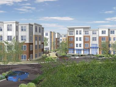 Behringer Harvard and Wood Partners Announce Luxury Multifamily Development in Boston Metro